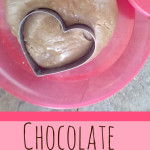Chocolate Edible Play-dough (With Variations)