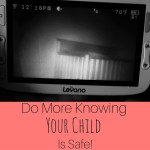 Do More Knowing Your Child is Safe with Levana!