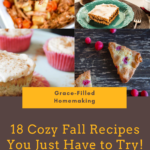 18 Cozy Fall Recipes (THM-Friendly, Sugar-Free)