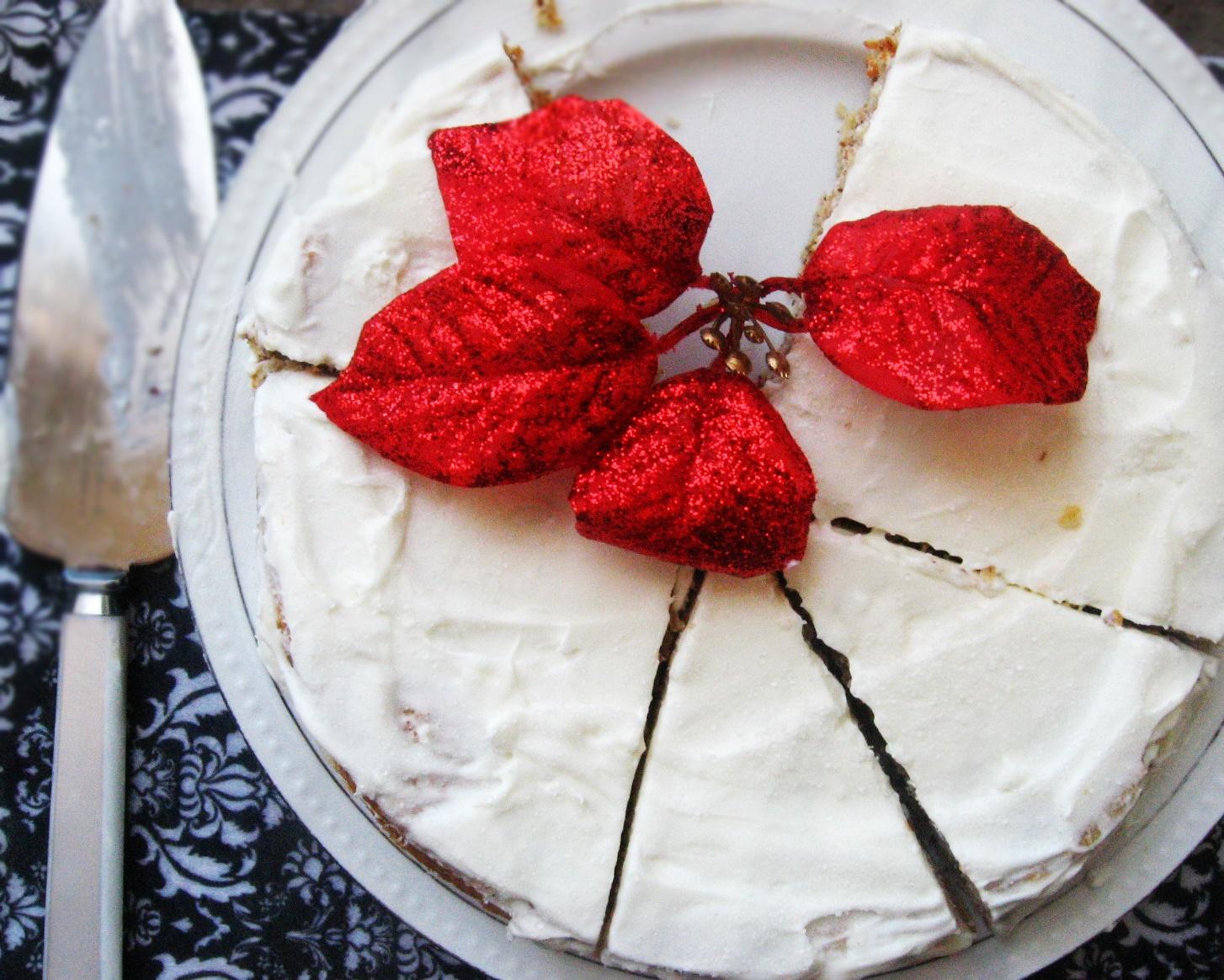 Candy Cane Cake