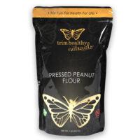 De-Fatted Pressed Peanut Flour 16oz Bag