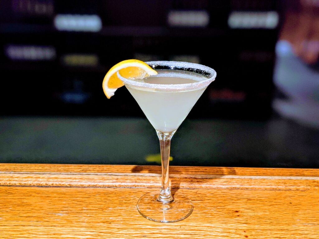 Italian Lemon Drop