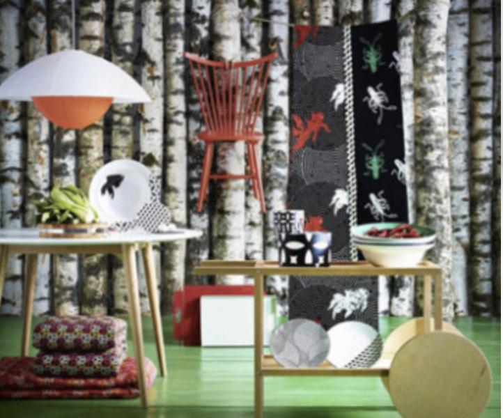 Ikéa lance sa collection capsule Trending 2013 aux couleurs de l'Asie