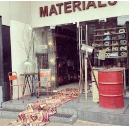Adresse Amsterdam – Raw Materials