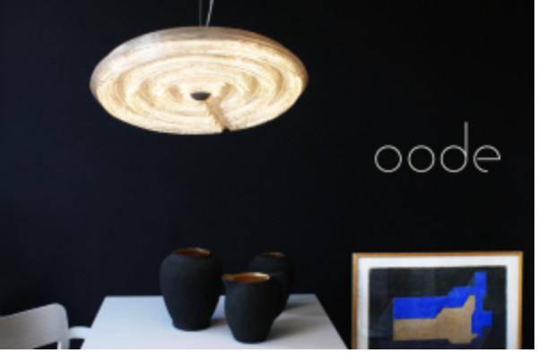 Galerie Oode : jeunes designers Néerlandais.