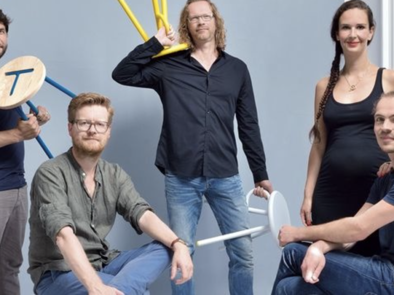 """Un trio de choc Néerlandais chez """"Monoprix"""""""