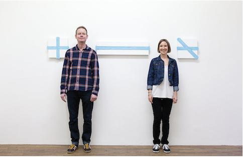 Beau duo : Jody & Chris Vingoe et leurs sculptures…