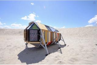 Vous avez déjà testé un camping comme celui-ci ?! Incroyable ?.
