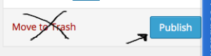 Missing WordPress Post: Select this not that