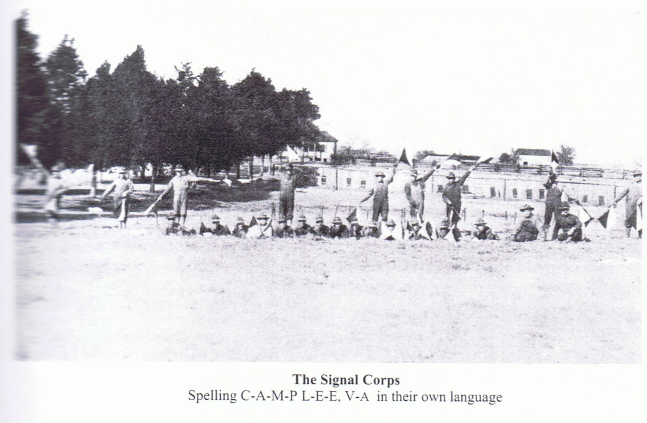 80th Flag Signalling School