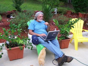Craig Leonard Sr. - Author at work