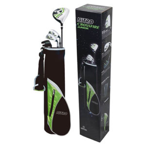 Junior Crossfire Golf Set