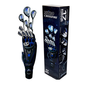 Mens Crossfire Golf Set