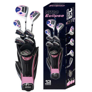 Womens Eclipse Golf Set