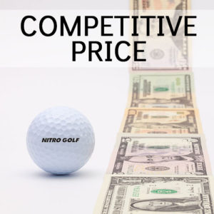 Nitro Golf Competitive Pricing
