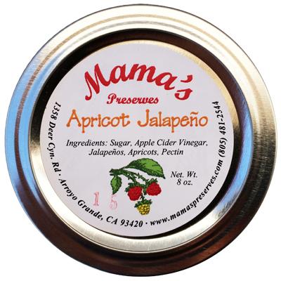 Apricot Jalapeño