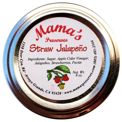 Straw Jalapeño