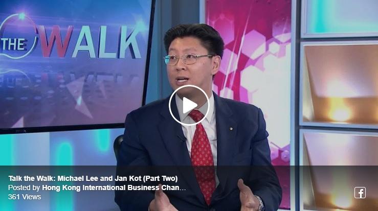 Talk the Walk with Michael Lee Jeong Chan (LJC)