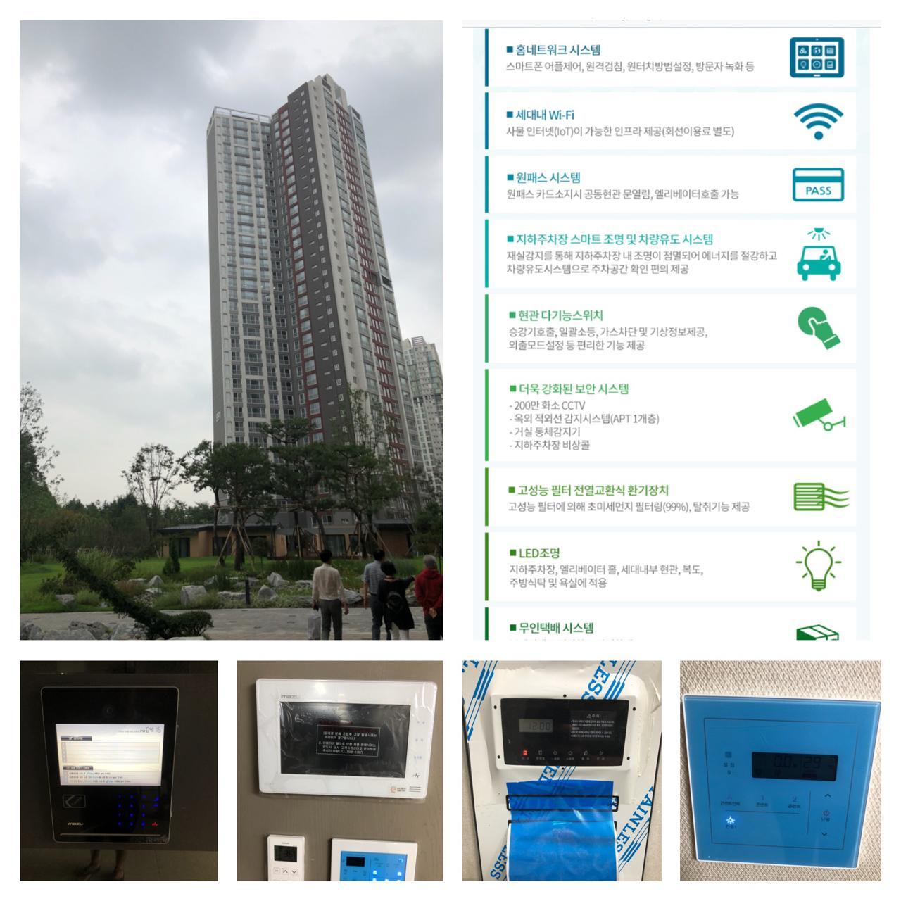 Smart home in South Korea