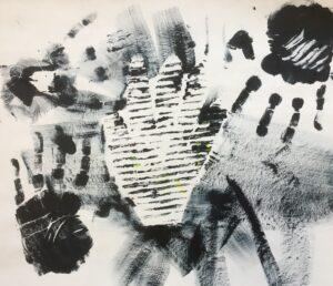 Joey - Graffiti Hands