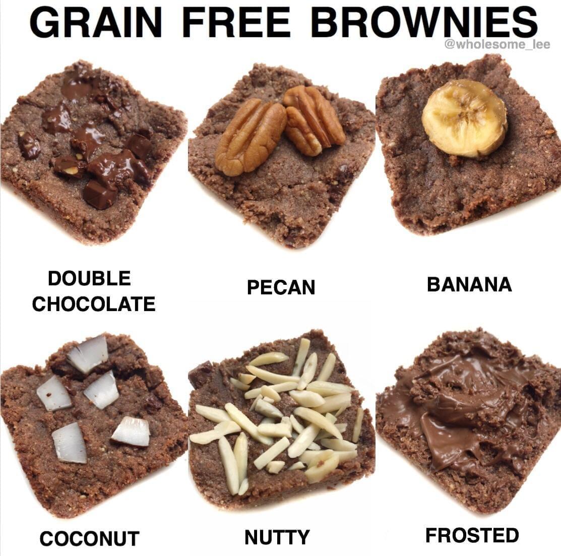 Grain Free Brownies