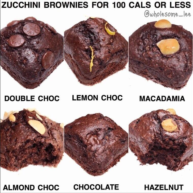 Best Zucchini Brownies From Scratch