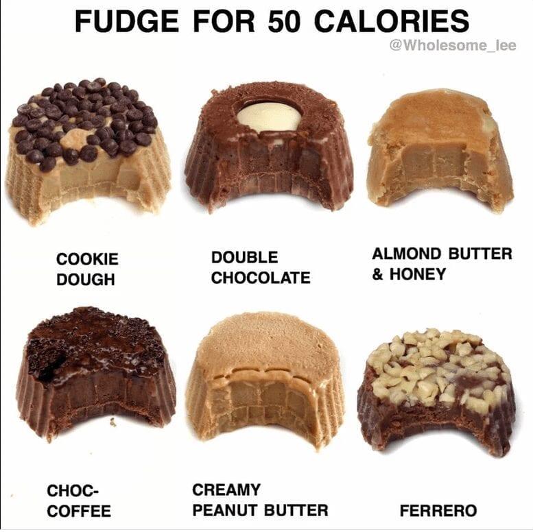 Healthy Fudge
