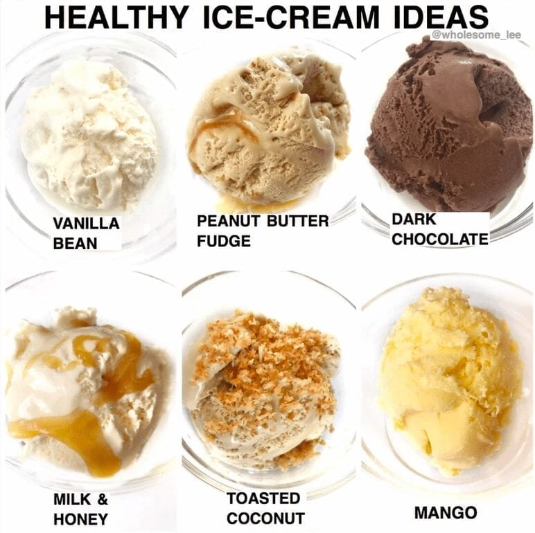 Healthy Ice Cream