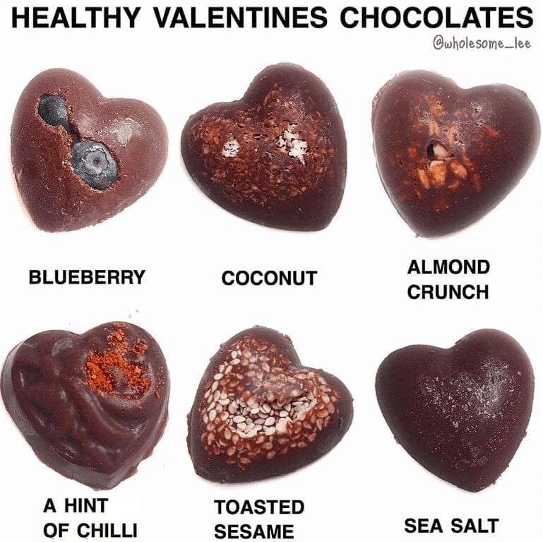Healthy Chocolates