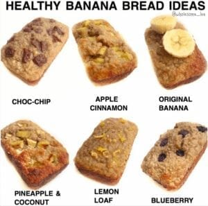 Healthy Banana Bread