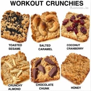 Workout Crunchies