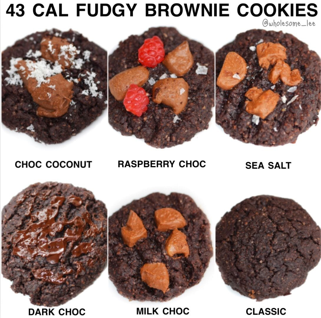 Ultimate Fudgy Brownie Cookies