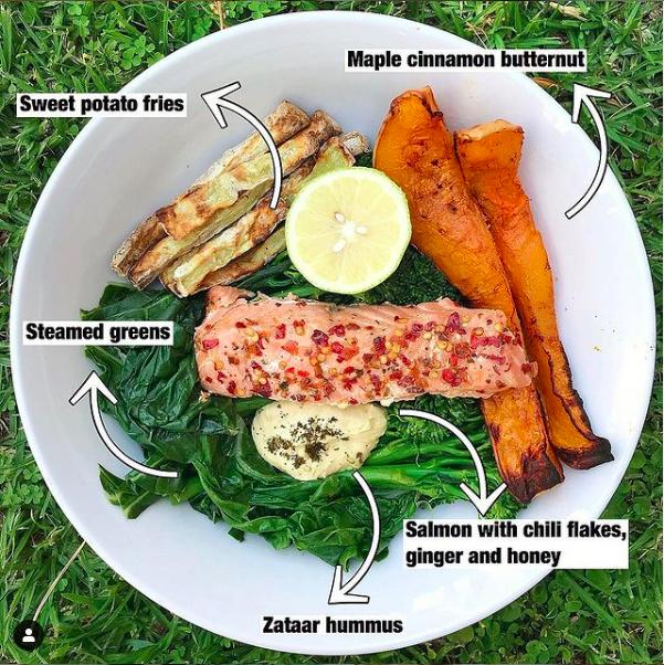 Easy healthy eating