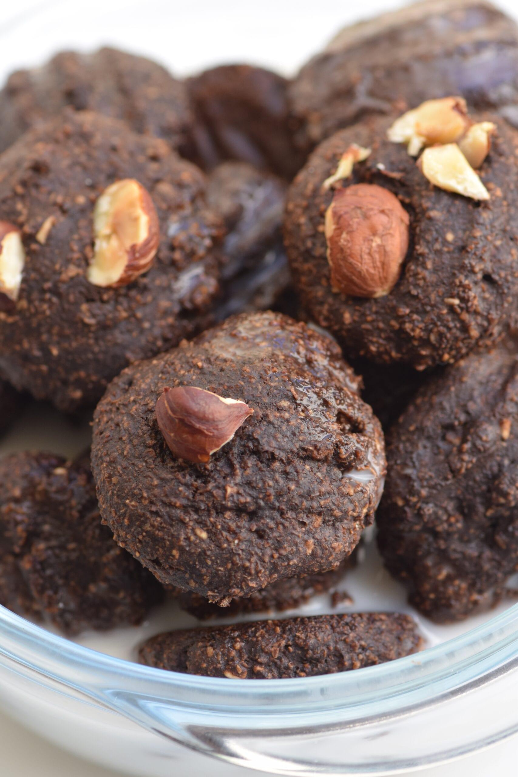 Hazelnut Double Chocolate brownie cookie cereal