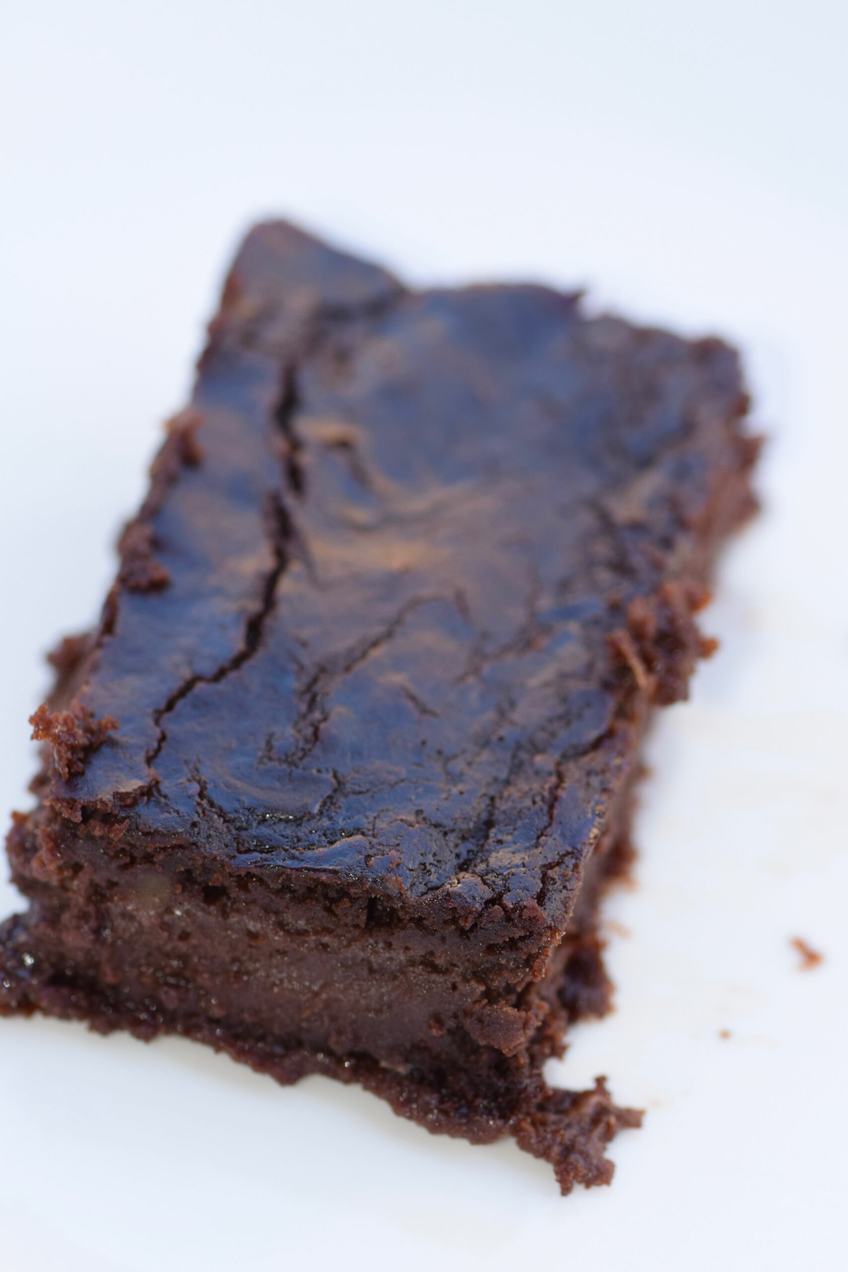 High protein fudgy brownies