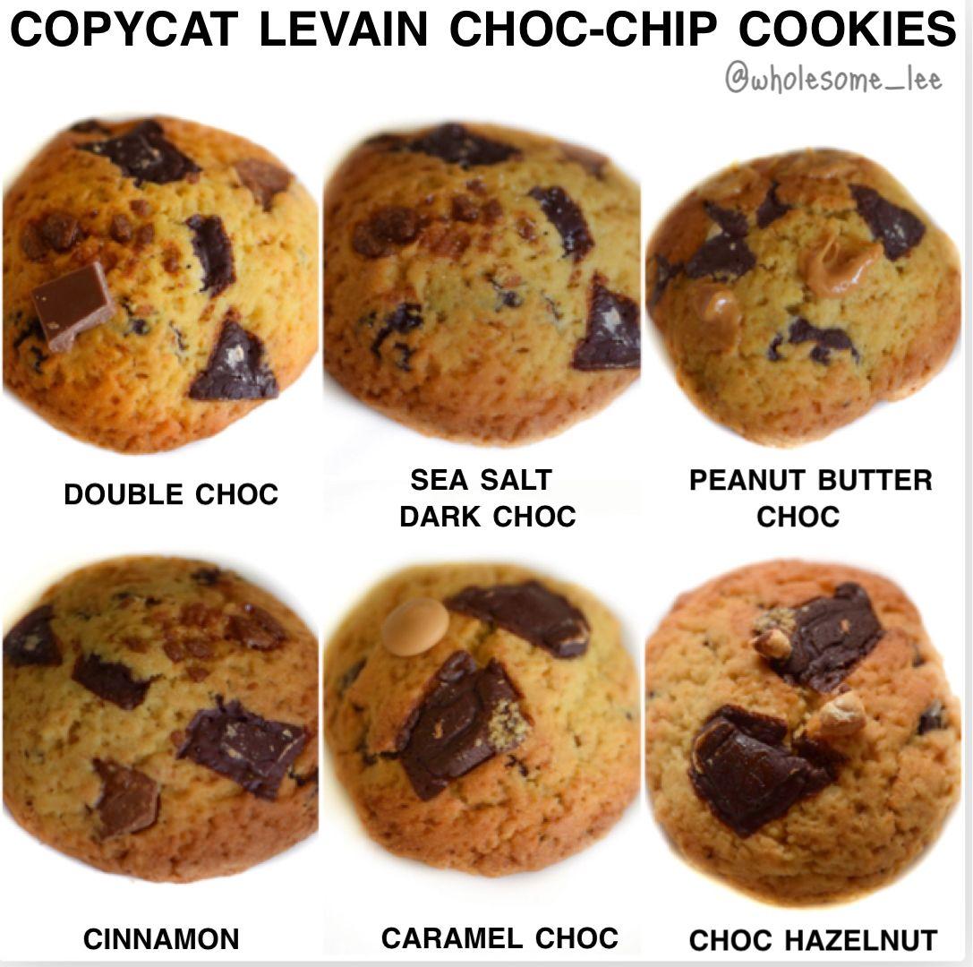 Copycat Levain Chocolate Chip Cookies