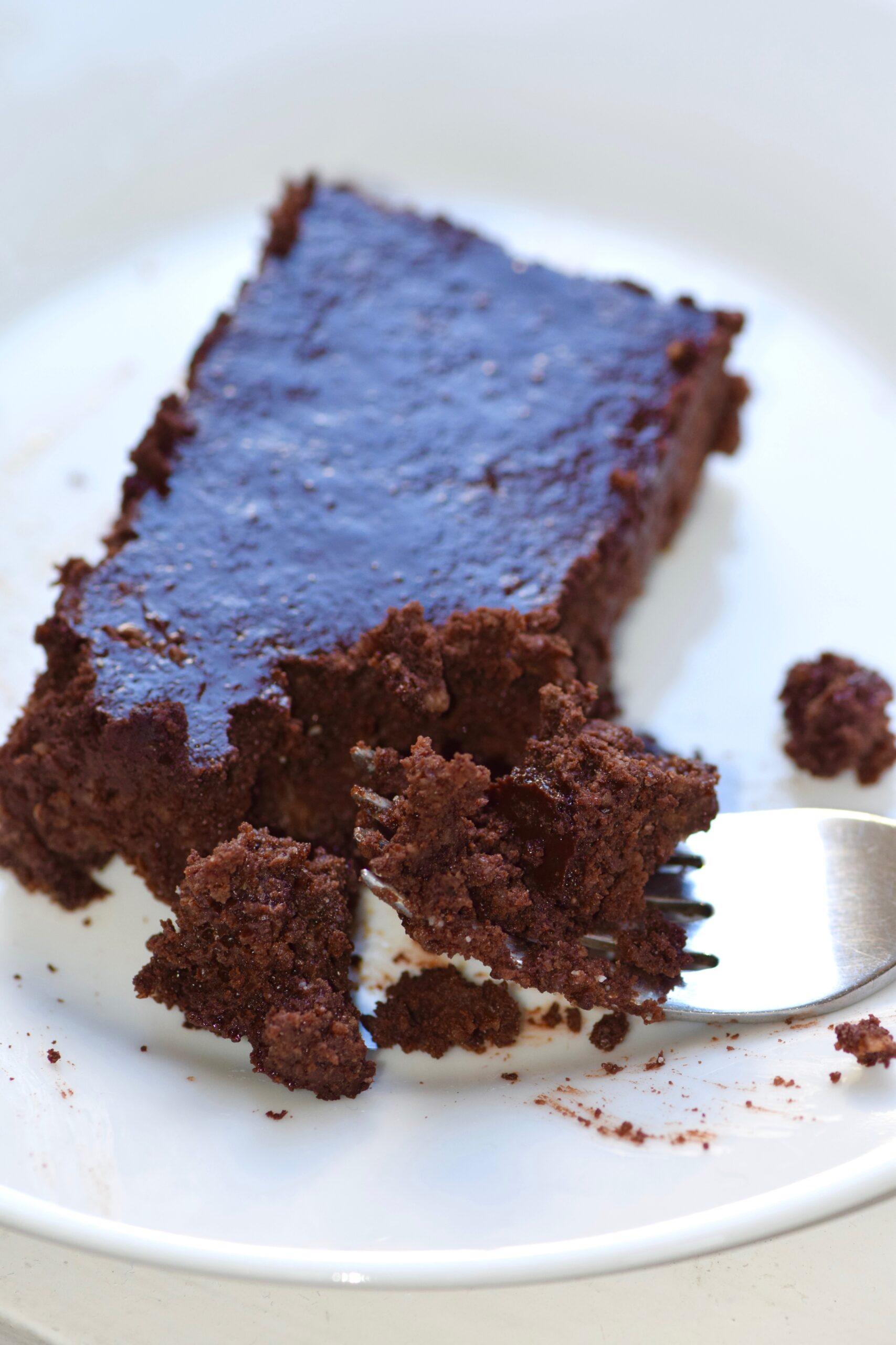 Low calorie fudgy brownies