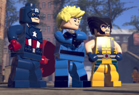 LEGO Marvel Super Heroes and White Noise - Beeps and Beers