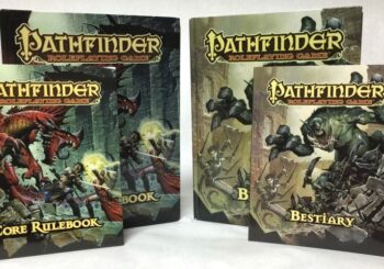 Pathfinder Roleplaying Game Core Rulebook and Bestiary - Pocket Editions - Tabletop and Board Games Review