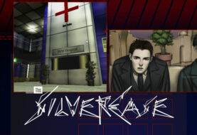 The Silver Case - PS4 Review