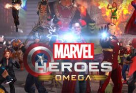 Marvel Heroes Omega - PS4 Preview