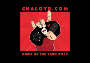 2017 CGR Games of the Year