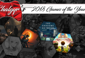 Jaggy's Games of the Year - 2018
