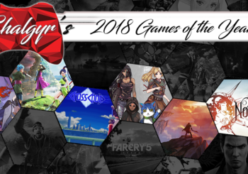 Pierre-Yves' Games of the Year - 2018