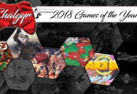 Richard's Games of the Year - 2018