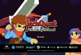 JackQuest: The Tale of The Sword - Switch Review