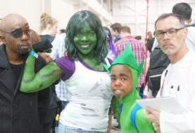Motor City Comic Con - Cosplay Throughout the Day