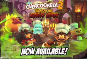 New Overcooked! 2 DLC Night of the Hangry Horde