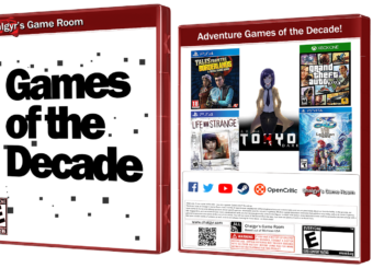CGR's Games of the Decade - Adventure