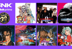 Seven Free Downloads Available through Twitch Prime by SNK Corporation